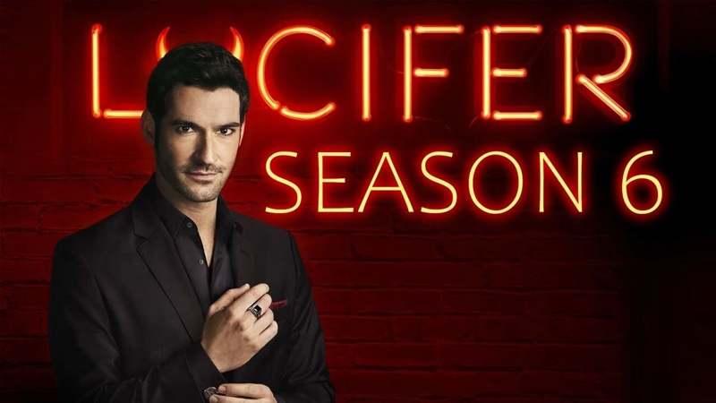 فصل ششم سریال Lucifer
